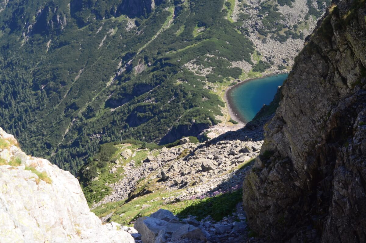 Wakacje w górach potrafią być wyjątkowo piękne
