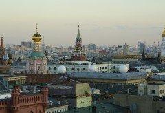 Ciekawe miejsca w Moskwie
