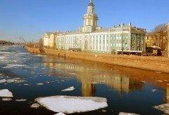 Z wizytą w Petersburgu