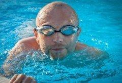 Poranna wizyta na basenie to relaks i samo zdrowie